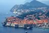 Dubrovnik (Croatie) (PierreG_09) Tags: mer architecture croatia hr fortification dubrovnik ville muraille croatie hrvatska adriatique rempart dalmatie