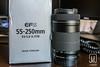 Unboxing Canon EF-S 55-250 STM lens (Jim Makos) Tags: closeup canon lens photography bokeh telephoto stm product unboxing imagestabilizer efs55250