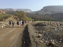 1 (faisal_harthy80) Tags: old friends nature water photography stream natural hiking an oman wadi nakar waliking