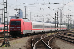 2015-05-13, DB, Nürnberg Hbf (Fototak) Tags: ice train germany bayern eisenbahn railway db treno metropolitan nürnberg br101 101131