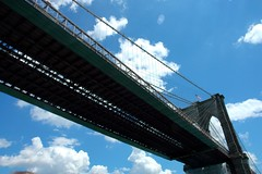(jiggyofwallstreet) Tags: travel bridge usa america puente flag bandera