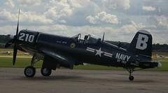 F-AZVJ Vought F4U-4 Corsair c/n 9418 ex BuNo 97264 (eLaReF) Tags: ex cn corsair buno f4u4 vought 9418 97264 fazvj