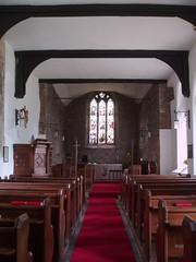 St Mary Magdalene's, Wyken (Aidan McRae Thomson) Tags: church interior coventry warwickshire wyken