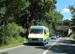 Fiat 242E Autonegozio (Alessio3373) Tags: van oldvan autonegozio fiat242 242e fiat242e