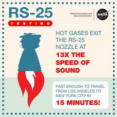 RS-25 Shareable4 (NASA's Marshall Space Flight Center) Tags: engine nasa stennisspacecenter teststand marshallspaceflightcenter msfc journeytomars rs25rocketengines rs25engine