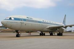 "SX-DFD | Airbus A340-313 | ex-Olympic Airways ""Epidaurus"" (cv880m) Tags: athens ath lgav eleftherios venizelos ramptour sxdfd airbus a340 340300 340313 343 olympic olympicairways epidaurus"