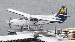 C-FIUZ - Harbour Air - DHC-3 Turbine Otter (bcavpics) Tags: cfiuz harbourair dhc3 turbine otter aviation aircraft plane airplane seaplane floatplane cyhc coalharbour vancouver britishcolumbia canada bcpics