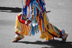 Dancer (mariola aga) Tags: indiansummerfestival milwaukee festival dance performance show contestpowwow thegreatlakestribes dancer worrier light shadows thegalaxy