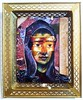 Egyptian Madonna is a collage and acrylic painting on an old book cover shoved into a found metal frame. This one is in a private collection in NY #kingtut #eyes on a #european #madonna https://www.instagram.com/p/BPLpnO6AX6W/ www.zitogallery.com (zitozone) Tags: portrait painters artists artist painter art portraits painting faces fine modern portraiture contemporary