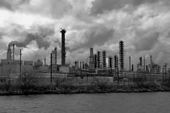Refinery (wrxkaboom) Tags: houston texas refinery portofhouston houstonshipchannel
