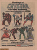 Crystar: Crystal Warrior Ad (yarbertown) Tags: retroads vintageads toyads 80sads
