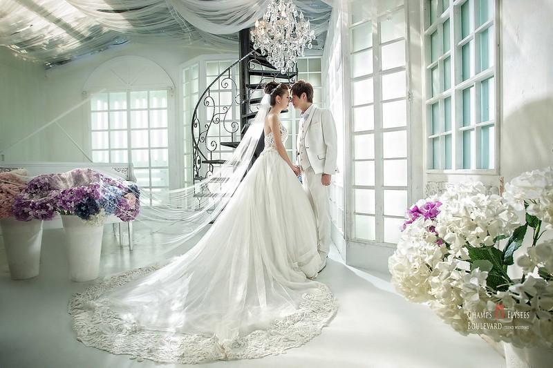 新人婚紗,Dear婚紗攝影基地,巴洛克
