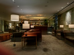 Inside the lounge (A. Wee) Tags: cathaypacific 国泰航空 机场 airport hkg hongkong 香港 china 中国 thepier lounge