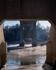 Under the Bridge (annreinitz) Tags: fortsnelling