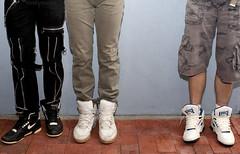 sneaker force (kikfoto) Tags: nike sneakers og basketball shoes kicks sneakercollector white hitop quantumforce black nikeairforce