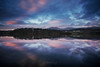 Gartmorn (ibriphotos) Tags: landscape sunset water clackmannanshire nd4 winter jellyholmeroad gartmorndam ndgrad