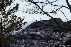 Amantea (AndConte) Tags: church castle oldtown castello centrostorico beautful clouds sky landscape italia calabria amantea