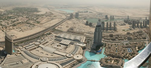 Burj Khalifa top-view 5