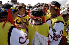 Tibetan Horse Riders (oeyvind) Tags: china tibet amdo kham     yushu qinghai chn   jyekundo gyegu