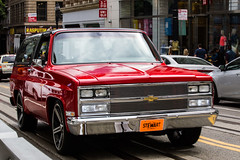(seua_yai) Tags: sanfrancisco california street people urban usa car america automobile downtown candid wheels thecity bayarea northamerica sanfrancisco2015
