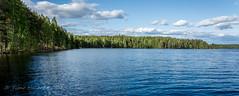 Pukkilanharju Bay (Timo Halonen) Tags: summer lake water finland vesi kesä järvi päijänne nikondx kalkkinen d5200 pukkilanharju