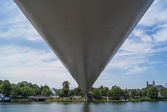 Under the Bridge (Matt H. Imaging) Tags: bridge netherlands maastricht sony nederland tamron slt a55 sonyalpha slta55v tamron18270pzd ©matthimaging