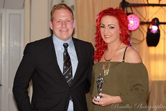 Penallta Minerbirds Presentation (Penallta Photographics) Tags: rugby rugbyunion minerbirds penallta penalltarfc penalltaminerbirds sport presentation trophy award wales womensrugby wru game pitch tackle