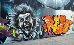 Street Art (Don Mosher Photography) Tags: street nyc urban newyork art graffiti colorful manhatten