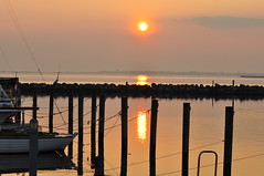 """Irgendwo in einem Hafen in der """"Dänischen Südsee"""" (timmendorf1) Tags: irgendwo einem hafen dänischensüdsee yachthafenindänemark dänemark abendstimmung"""