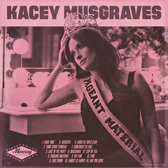 Kacey Musgraves - Pageant Material (Noahs Covers) Tags: music female design women cd country vinyl cover single lp biscuits material pageant kasey sleeve kacey 2015 albu musgraves kaceymusgraves pageantmaterial