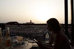20150627-IMG_1668 (nbumagny) Tags: sunset morocco marrakech jemaa elfna afpmorocco