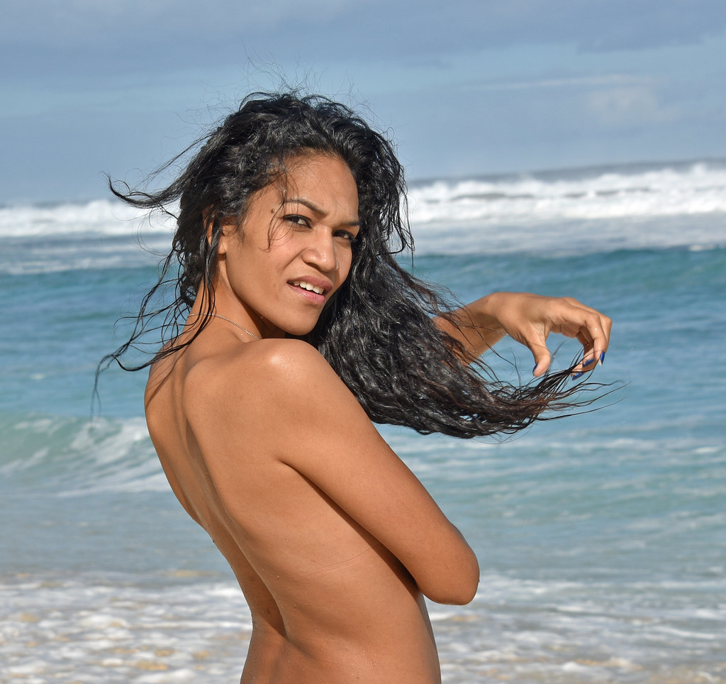 Valuable hot naked women of the south pacific agree with