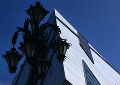 Askew #1 (H - - J) Tags: toronto lamp metal architecture facade streetlamp ironwork michaelleechincrystal ayriespirit