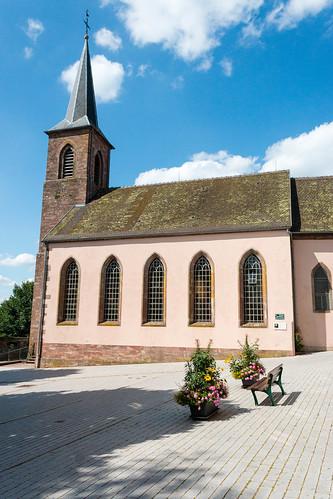 Eglise simultanée de La Petite-Pierre