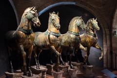 X-T1-DSCF4014.jpg (tschnitzlein) Tags: venedig venice italy tschnitzlein stmarks sanmarco horses sanmarko
