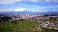 Rozafa Castle -  Shkoder 0970 (Chris Belsten) Tags: castle albania archeaology shkoder rozafa illyrian