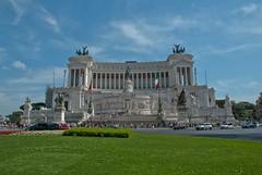 Rome (schuckandris) Tags: italy vatican rome st roman basilica forum steps pantheon victor peters colosseum spanish angelo sant emmanuel castel