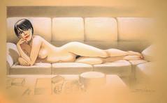 "Ilustracin ertica ""Yolanda"" (Jose Rubies) Tags: illustration pencils erotic drawing dessin dibujo ilustracion pencildrawing erotico lapices dibujoalapiz eroticart eroticdrawing drawingwomen arteerotico papelcanson dibujoerotico dibujandomujeres carsonpapel"