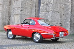 Alfa Romeo Giulietta Sprint Speciale Carrozzeria Bertone 1300 (1962) (Transaxle (alias Toprope)) Tags: auto old berlin history classic cars beautiful beauty car vintage classiccar vintagecar power ar ferrari voiture historic retro coche soul carros classics alfa romeo carro vehicle oldtimer motor bella autos veteran sprint alfaromeo oldtimers powerful macchina rare 1962 classiccars coches styling veterans clasico giulia sportscar vintagecars voitures toprope 1300 giulietta bertone historiccar macchine motore sportcars carrozzeria historiccars bellamacchina sprintspeciale carrozzeriabertone