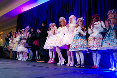 Mechacon 2015 (MintyMix) Tags: show new baby anime floral fashion stars one orleans louisiana shine bright princess lolita convention op bouquet piece bonnet brand runway maiden juno oath sleeves junos 2015 btssb mechacon