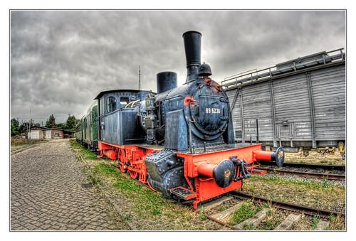 Magdeburg - Magdeburger Eisenbahnfreunde e.V Prussian T 3