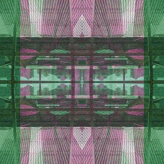 (Giovanne Ferreira) Tags: pink india abstract verde green carpet mirror abstractart rosa psychedelic tapete abstrato glitch psicodlico indiastyle arteabstrata