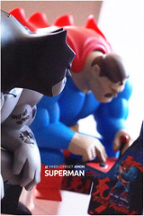 Superman 12 (amonstyle) Tags: superman foolsparadise innerconflict 愚者樂園 超人 公仔 toy amonlin amon