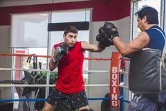 Tarzana Boxing Gym (aTROSSity 22) Tags: atrossityphotography photosbytylerross tylerrossphotographer originalphotography gym boxing tarzana california losangeles tarzanaboxing fitness exercise training boxer swinging boxingring sports