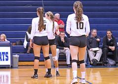 IMG_8344 (SJH Foto) Tags: girls volleyball high school york delone catholic team teen teenager substitution sub rotation