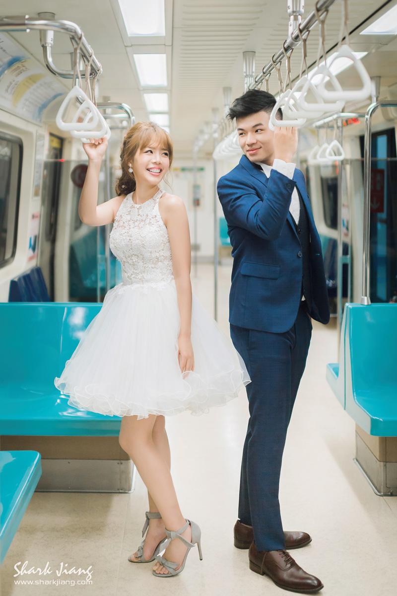 自助婚紗,輕旅行婚紗,西門町婚紗,捷運婚紗