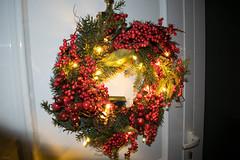 Corona (Sanz291) Tags: navidad luces bolas árbol iluminación nadal christmas