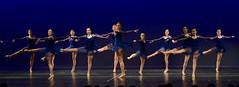 Blue number.... (R.A. Killmer) Tags: dance danceworkshopbyshari dancer blue sync spin cute teens girls stage performance performer costume