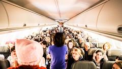 2017.01.20 Alaska Air Flight 6 in Pink LAX-DCA 00041