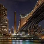 Queensboro Bridge from Queens